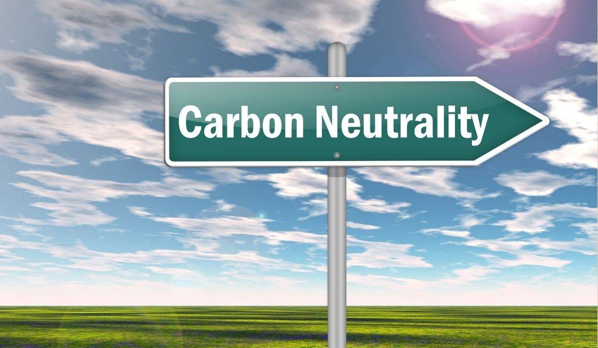 Objectif neutralité carbone